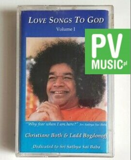 CHRISTIANE BOTH & LADD BOGDONOFF LOVE SONGS TO GOD audio cassette