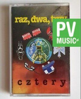 RAZ, DWA, TRZY CZTERY audio cassette