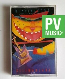 THE RIPPINGTONS KILIMANJARO audio cassette