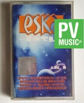 ESKA HITS vol.2 TATU, A-HA.. audio cassette