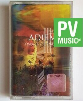 KARL JENKINS - ADIEMUS III DANCES OF TIME audio cassette