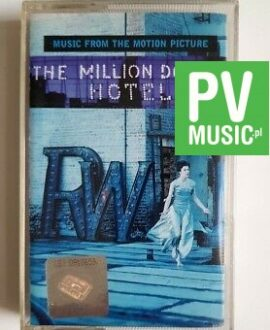 THE MILLION DOLLAR HOTEL SOUNDTRACK audio cassette