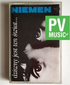 NIEMEN DZIWNY JEST TEN ŚWIAT... audio cassette