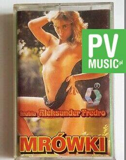 MRÓWKI HRABIA..BAJKI DLA DOROSŁYCH audio cassette