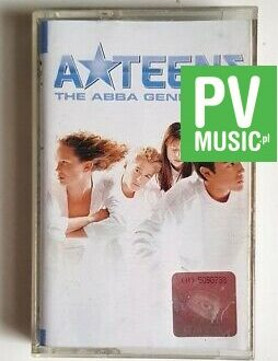 A TEENS THE ABBA GENERATION audio cassette