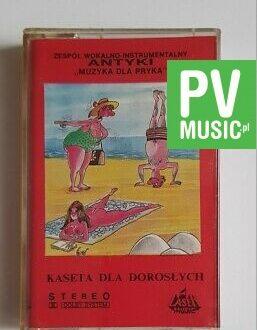 """ANTYKI """"MUZYKA DLA PRYKA"""" audio cassette"""
