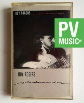 ROY ROGERS SIDEWINDER audio cassette