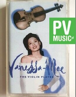 VANESSA MAE THE VIOLIN PLAYER audio cassette