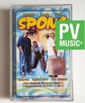 SPONA SOUNDTRACK - WZGÓRZE YAPA3.. audio cassette