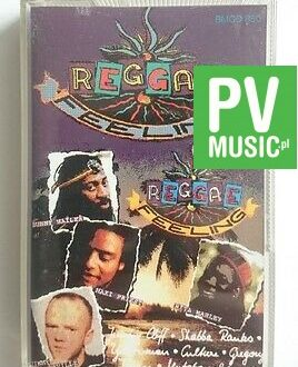 REGGAE FEELING RITA MARLEY, JIMMY SOMERVILLE   audio cassette