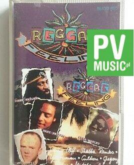REGGAE FEELING RITA MARLEY, JIMMY SOMERVILLE   audio cassette