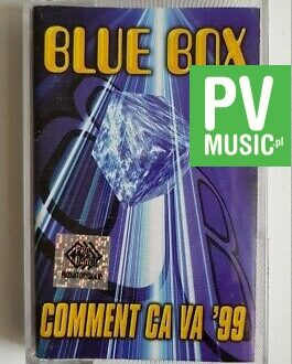BLUE BOX II COMMENT CA VA '99 audio cassette