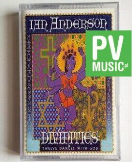 IAN ANDERSON DIVINITIES audio cassette