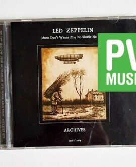 LED ZEPPELIN ARCHIVES CD