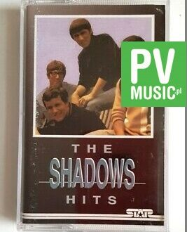 THE SHADOWS THE HITS audio cassette
