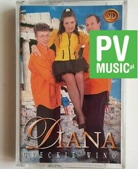 DIANA GRECKIE WINO audio cassette