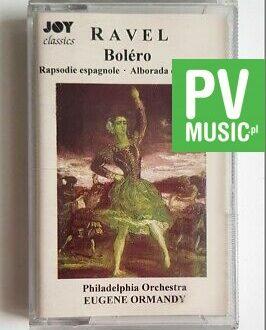 MAURICE RAVEL BOLERO audio cassette