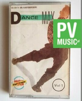 DANCE MAX vol.1 ICE MC, STARLIGHT.. audio cassette