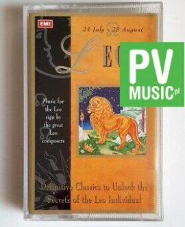 LEO THE ASTROLOGY COLLECTION audio cassette
