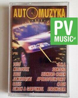 AUTOMUZYKA OASIS, JAMIROQUAI.. audio cassette