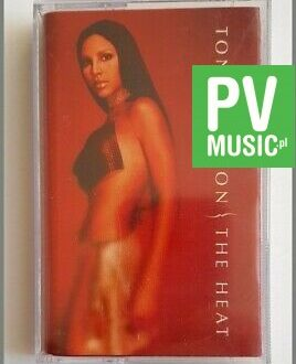 TONI BRAXTON THE HEAT audio cassette