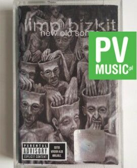 LIMP BIZKIT NEW OLD SONGS audio cassette