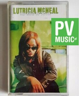 LUTRICIA MCNEAL MY SIDE OF TOWN audio cassette