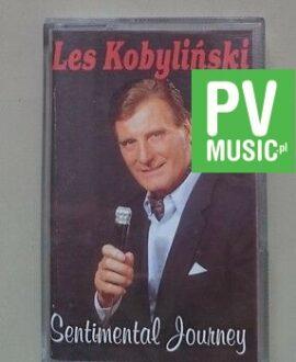 LES KOBYLIŃSKI  SENTIMENTAL JOURNEY   audio cassette
