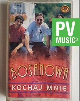 BOSSANOVA KOCHAJ MNIE audio cassette