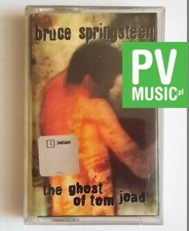BRUCE SPRINGSTEEN THE GHOST OF TOM JOAD audio cassette
