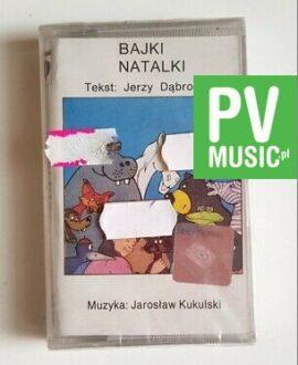 BAJKI NATALKI PAN KOŃ CZYLI BAJKI DLA ŹREBIĄT audio cassette