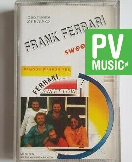 FRANK FERRARI SWEET LOVE audio cassette