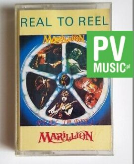 MARILLION REAL TO REEL audio cassette
