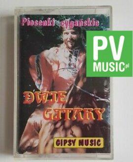 PIOSENKI CYGAŃSKIE DWIE GITARY audio cassette