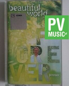 BEAUTIFUL WORLD  FOREVER  audio cassette