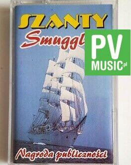 SMUGGLERS, SZANTY NAGRODA PUBLICZNOŚCI audio cassette