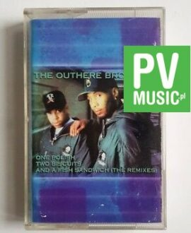 THE OUTHERE BROTHERS ONE POLISH, TWO BISCUITS.. audio cassette