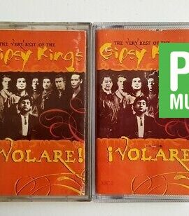 GIPSY KINGS THE VERY BEST OF 2xMC audio cassette
