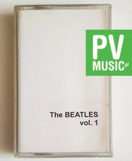 THE BEATLES VOL.1 audio cassette