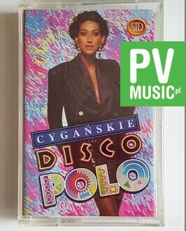 CYGAŃSKIE DISCO POLO MERCI, HEVEN.. audio cassette