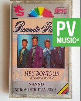 NANNO UND ROMANTIC FLAMINGOS audio cassette