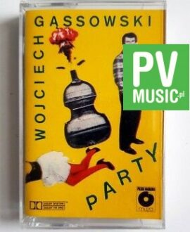 WOJCIECH GĄSSOWSKI PARTY audio cassette