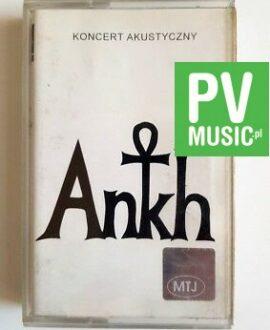 ANKH KONCERT AKUSTYCZNY audio cassette