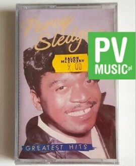 PERCY SLEDGE GREATEST HITS audio cassette