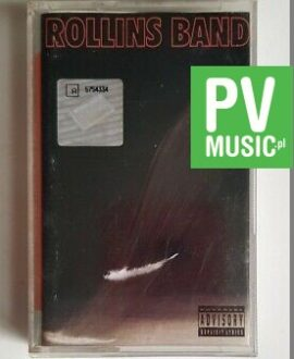 ROLLINS BAND WEIGHT audio cassette