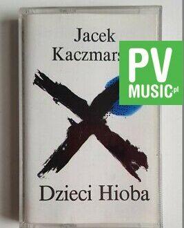 JACEK KACZMARSKI DZIECI HIOBA audio cassette