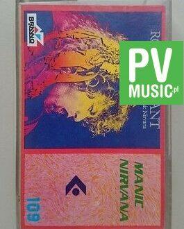 ROBERT PLANT  MANIC NIRVANA   audio cassette