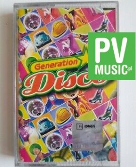 GENERATION DISCO GIMME! GIMME! GIME!.. audio cassette