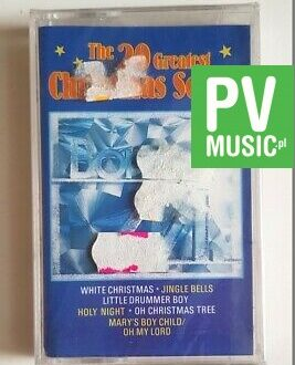 CHRISTMAS SONG THE 20 GREATEST audio cassette