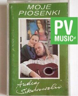 ANDRZEJ SIKOROWSKI MOJE PIOSENKI audio cassette